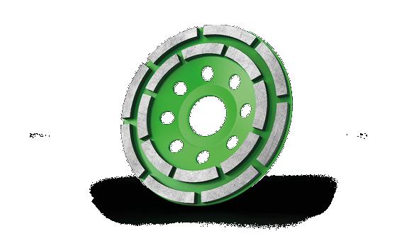 Standard Cup wheels