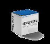 Flexible shroud