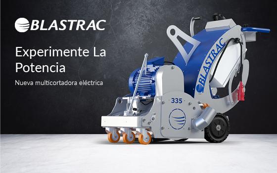 BMC-335ELITE | Nuestra innovación más reciente para el cortado de pavimentos