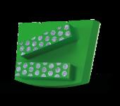 Green Slidemag premium wings